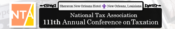 111th Annual Conference on Taxation