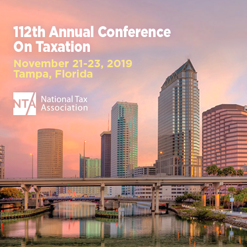 112th Annual Conference on Taxation